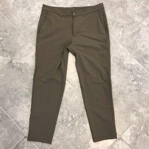 Lululemon Commission Pants Slim 34x28